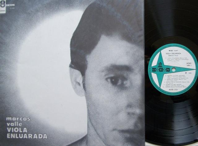 Album cover for Viola Enluarada (1968)