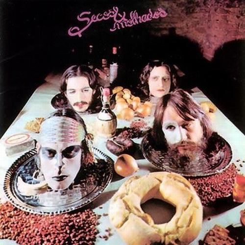 """Folha de São Paulo called the cover of Secos e Molhados' 1973 debut album the """"best Brazilian long play album cover of all time"""""""