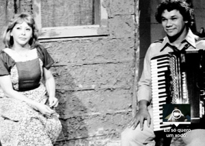 Anastácia and Dominguinhos met on a tour through the northeast of Brazil in 1967.