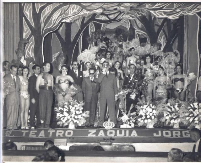 Zakia Jorge's Teatro Madureira