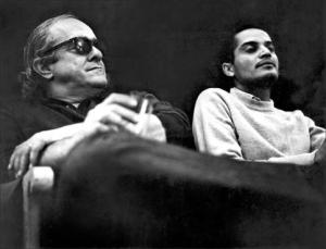 Vinicius and Baden met around 1958 at a boate in Copacabana, where Tom Jobim and Ary Barroso had a show together.