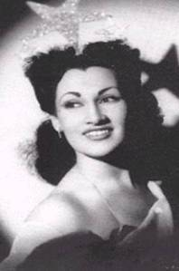 Zaquia Jorge (1924 - 1957) came to be known as the star of Madureira.