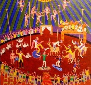 Grande Circo - Aecio o circo