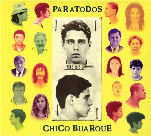 """""""Futuros Amantes"""" was released on the 1993 album Paratodos. His mug shot is from when he was arrested in 1961, at age 17, for allegedly trying - together with a friend - to take a car that wasn't theirs for a joyride in São Paulo."""