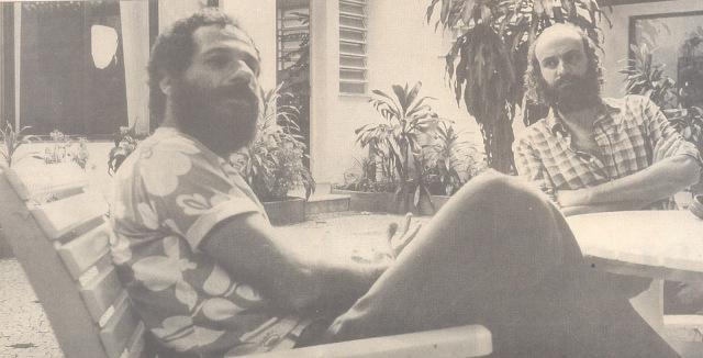 João Bosco and Aldir Blanc