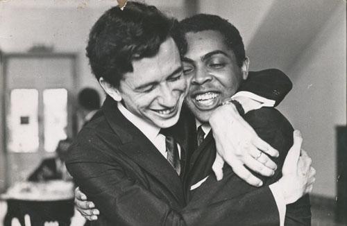 Torquato & Gil, 1960s.