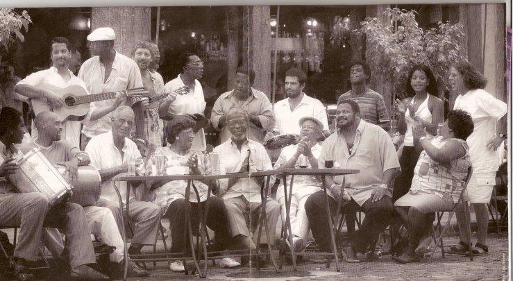 Samba de Fato CCBB