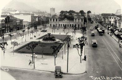 Praça XI c. 1930.