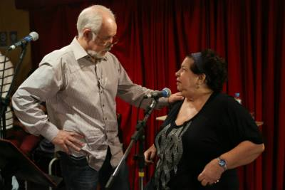 Cristovão e Nana Caymmi