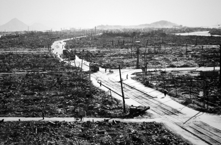 hiroshima_After via Atlantic via U.S. National Archives